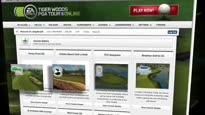 Tiger Woods PGA Tour Online - GDC 2010: Online Browser Play Trailer