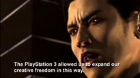 Yakuza 3 - Entwicklertagebuch: PlayStation 3 Transition