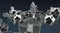 UNiGiNE - GDC 2010 Heaven Map Wireframe Flythrough Trailer