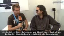 Kudo Tsunoda - gamescom 2010 Interview