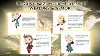 Final Fantasy: The 4 Heroes of Light - gamescom 2010 Trailer