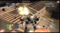 Front Mission Evolved - Brawler Trailer