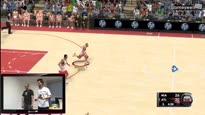 NBA 2K11 - Die Redaktion spielt mit Move
