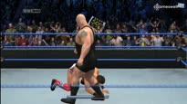 WWE SmackDown vs. Raw 2011 - WWE-TV-Kommentator Carsten Schaefer kommentiert unser Match