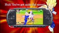 Dragon Ball Z: Tenkaichi Tag Team - Multiplayer Trailer