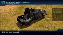 Elements of War - Ford Bandit Trailer