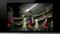 Pro Evolution Soccer 2011 3D - Debut Gameplay Trailer