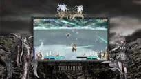 Dissidia 012[duodecim] Final Fantasy - Lightning vs. Ultimecia Trailer