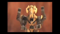 LEGO Star Wars III: The Clone Wars - Stop Motion Trailer