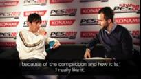 Pro Evolution Soccer 2011 3D - Lionel Messi Q&A Video #1