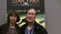 Star Trek: Infinite Space - Michael Okuda Video-Interview #1
