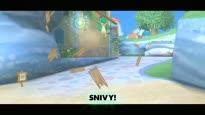 PokéPark 2: Die Dimension der Wünsche - Snivy Trailer