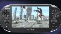 Mortal Kombat - PS Vita Male Skins Trailer