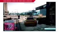 Need for Speed: Most Wanted - Insider Edition #1: E3 2012 Singleplayer Gameplay Walkthrough Trailer