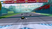 F1 Race Stars - Canada Fly Through Trailer