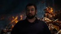 Der Herr der Ringe Online - Entwicklertagebuch: Helm's Deep Epic Battles