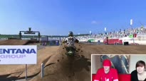 MXGP - Assisted Blind Bike Riding Trailer