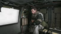 Metal Gear Solid V: The Phantom Pain - E3 2015 Alternative Gameplay Demo (jap.)