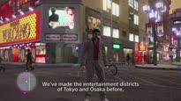 Yakuza 5 - Nagoshi & Yokoyama Video-Interview