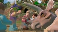 LEGO Jurassic World - Mobile Launch Trailer