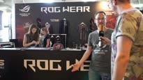 ASUS - ESL One 2016 Hardware-Check - ROG WEAR: Stylische Street Wear für Gamer