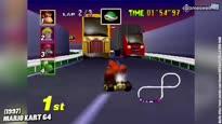 Gameswelt Top 100 - Platz #35: Mario Kart 64