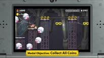 Super Mario Maker - 3DS Announcement Trailer