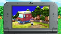 Animal Crossing: New Leaf - Welcome amiibo Gameplay Overview Trailer