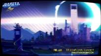 Narita Boy - Trichroma Sunset Soundtrack Trailer