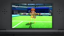 Mario Sports Superstars - Tennis Gameplay Trailer
