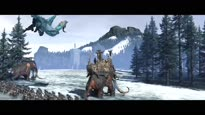 Total War: Warhammer - Norsca DLC Gameplay Trailer