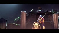 Dota 2 - The Dueling Fates Cinematic Trailer