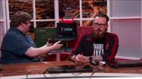 MSI zu Besuch im Studio - Großer LiveStream zu den neusten Gaming-Laptops