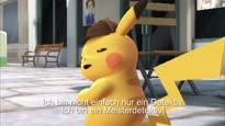Meisterdetektiv Pikachu - Announcement Trailer