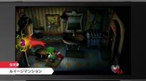 Luigi's Mansion - 3DS Announcement Trailer