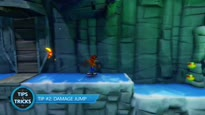 Crash Bandicoot N.Sane Trilogy - 5 Tips & Tricks Trailer