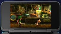 Luigi's Mansion - Biff, Boos and E Gadd, Oh My! Trailer