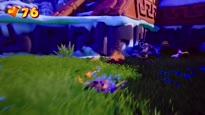 Spyro: Reignited Trilogy - Frozen Altars Gameplay Trailer