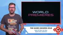 Gameswelt News - Sendung 07.12.2018