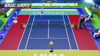 Mario Tennis Aces - Luma Chracter Trailer