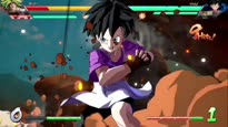 Dragon Ball: FighterZ - Jiren vs. Videl Gameplay Trailer