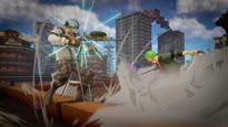 One Piece: World Seeker - The Void Mirror Prototype DLC Trailer