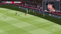 FIFA 19 - Bundesliga Meisterschafts-Prognose