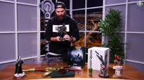 Tom Clancy's Ghost Recon Breakpoint - Wolves Collector's Edition Unboxing