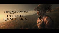 GreedFall - Call to Adventure Accolades Trailer