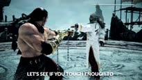 Tekken 7 - Leroy Smith DLC Gameplay Trailer
