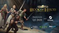 Das Schwarze Auge: Book of Heroes - Gameplay Trailer
