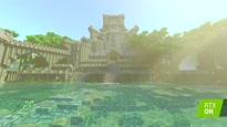 Minecraft mit RTX - Ankündigungs-Trailer für die Beta