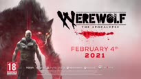 Werewolf: The Apocalypse - Earthblood - Gameplay-Trailer und Verschiebung