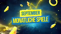 PlayStation Plus - September 2020 Free Games Trailer